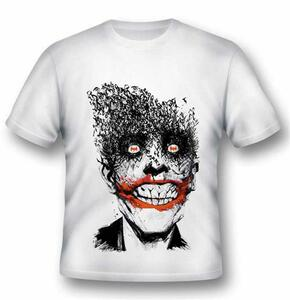 T-Shirt unisex Batman. Joker by Jock