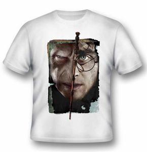 Idee regalo T-Shirt unisex Harry Potter. Harry vs Voldemort 2BNerd