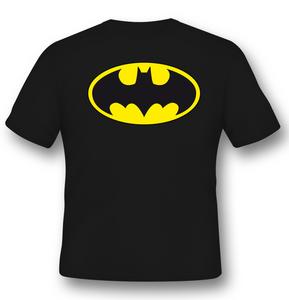 Idee regalo T-Shirt Unisex Batman. Logo Classic 2BNerd