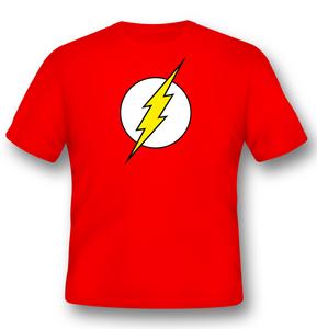 Idee regalo T-Shirt Unisex Flash. Logo Classic 2BNerd
