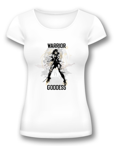 Idee regalo T-Shirt donna Batman V Superman. Warrior Goddess 2BNerd