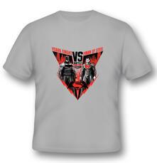 T-Shirt unisex Batman V Superman. Battle For Gotham