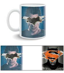 Tazza Batman V Superman. Poster