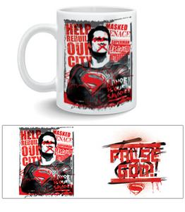 Idee regalo Tazza Batman V Superman. False God 2BNerd