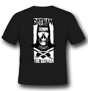 Idee regalo T-Shirt Unisex Batman V Superman. Gotham Demon 2BNerd