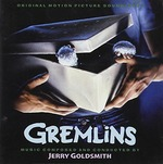 Cover CD Colonna sonora Gremlins