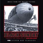 Cover CD Colonna sonora Black Sunday