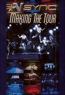 N Sync. Making the Tour (DVD) - DVD