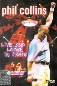 Phil Collins. Live and Loose in Paris - DVD