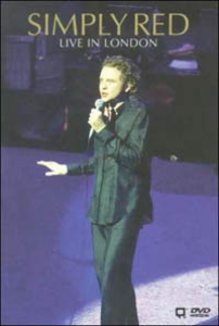 Film Simply Red. Live in London