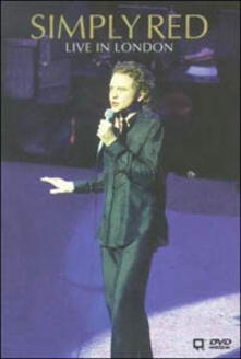 Simply Red. Live in London - DVD
