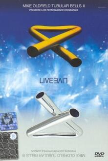 Mike Oldfield Tubolar Bells 2 e 3 di Mike Newman - DVD
