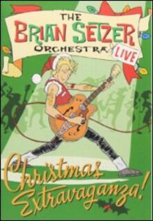 The Brian Setzer Orchestra. Christmas Extravaganza - DVD