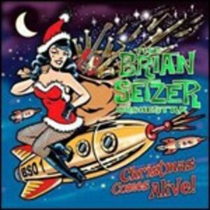 Film The Brian Setzer Orchestra. It's Gonna Rock 'Cause That's What I do