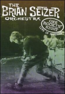 The Brian Setzer Orchestra. One Rockin' Night - DVD