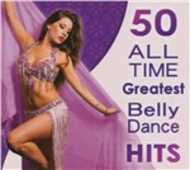 CD 50 All Time Greatest Belly Dance Hits