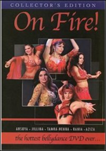 Film On Fire! The Hottest Bellydance DVD Ever