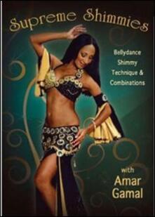 Amar Gamal. Supreme Shimmies - DVD