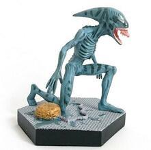 Eaglemoss Prometheus Deacon Alien 1/16 Statua Resina 9cm