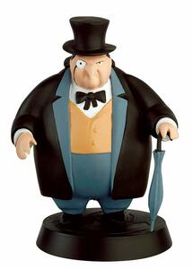 Dc Comics: Batman Tas. Figure Collection Penguin