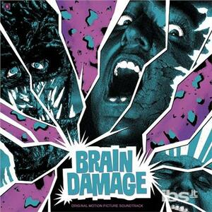 Brain Damage (Colonna Sonora) - Vinile LP