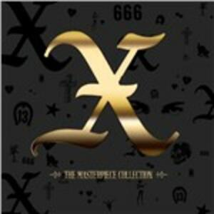 The Masterpiece Collection - Vinile LP di X