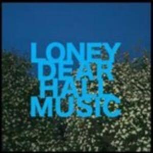 Hall Music - Vinile LP di Loney Dear