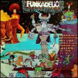 Standing on the Verge of Getting it on - Vinile LP di Funkadelic
