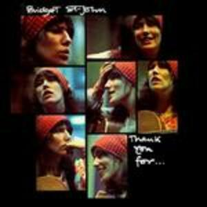 Thank You for - Vinile LP di Bridget St. John