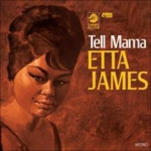 Tell Mama - Vinile LP di Etta James