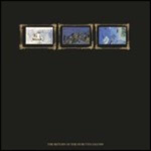 Return of the Durutti Column - Vinile LP di Durutti Column