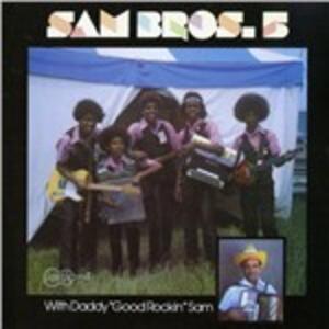 Sam Brothers 5 - Vinile LP di Sam Brothers 5