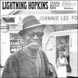 Texas Blues Man - Vinile LP di Lightnin' Hopkins
