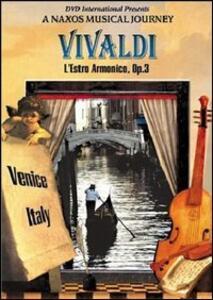 Antonio Vivaldi. L'estro armonico op. 13. A Naxos Musical Journey - DVD