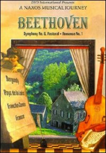 Film Ludwig Van Beethoven. Symphony No. 6 Pastoral. A Naxos Musical Journey