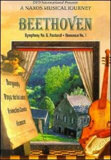 Ludwig Van Beethoven. Symphony No. 6 Pastoral. A Naxos Musical Journey - DVD
