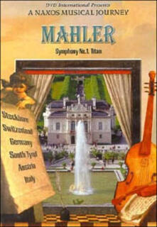 Mahler. Symphony No. 1. Titan. A Naxos Musical Journey (DVD) - DVD di Gustav Mahler,Zdenek Kosler
