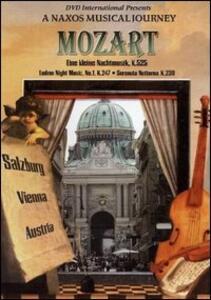 Mozart. A Naxos Musical Journey. Eine Kleine Nachtmusik. Austria - DVD