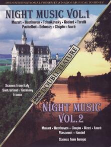 Night Music. Vol. 1 & 2 (2 DVD)