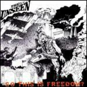 So This Is Freedom? - Vinile LP di Unseen