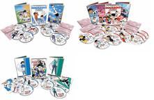 Holly & Benji. La saga completa. 3 Box (35 DVD) di Hiroyoshi Mitsunobu
