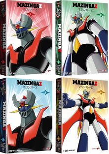 Mazinga Z. Vol. 1+2+3+4 (23 DVD)