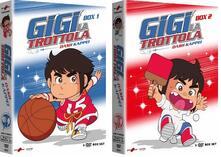 Gigi La Trottola Box 1+2 (10 DVD) di Noboru Rokuda,Masayuki Hayashi,Seitarō Hara
