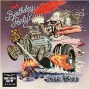 JunkYard - Vinile LP + CD Audio di Birthday Party