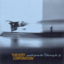 Sounds from the Thievery Hi-Fi - CD Audio di Thievery Corporation