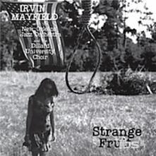 Strange Fruit - CD Audio di Irvin Mayfield