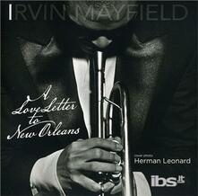 A Love Letter to New - CD Audio di Irvin Mayfield