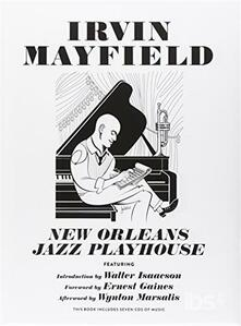 New Orleans Jazz - CD Audio di Irvin Mayfield
