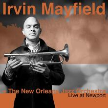 Live At Newport - CD Audio di Irvin Mayfield