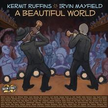 Beautiful World - CD Audio di Kermit Ruffins